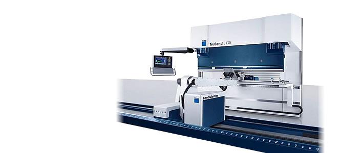 Trumpf - TruBend Cell 5130 Bendmaster Automatisation - Productivité - Flexibilité